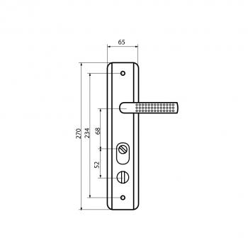 СхемаРучка S. A. P. Design 36+ L,R