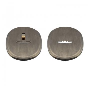 Накладка декоративная (сувальдная) S. A. P. Design 203-AB - Цвет: Античная бронза